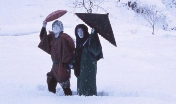 13 under snow